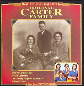 """The Carter Family and the """"Big Bang"""" of Country Music?"""