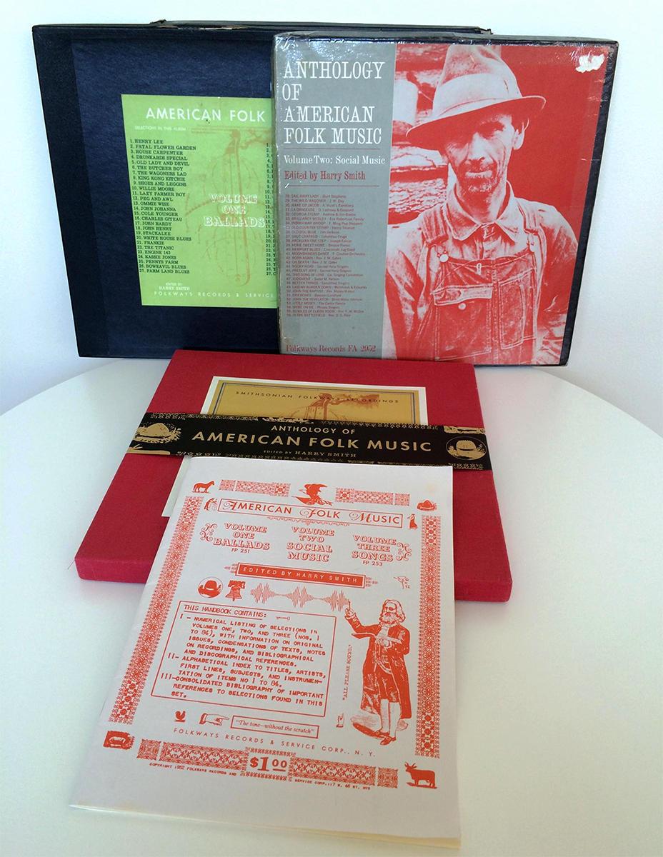 Anthology of American Folk Music (2 of 5): An Epiphany