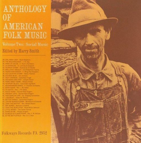 Anthology of American Folk Music (4 of 5): Volume Two – Social Music