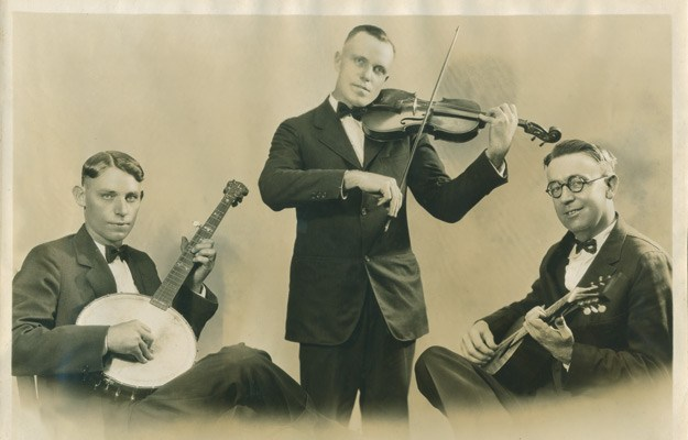 Charlie Poole and the North Carolina Ramblers