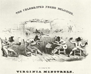 The Virginia Minstrels