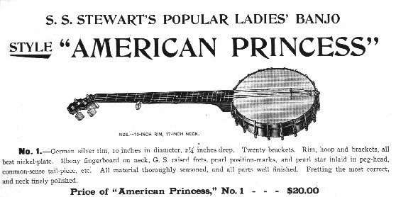 Instruments – American Heritage Music
