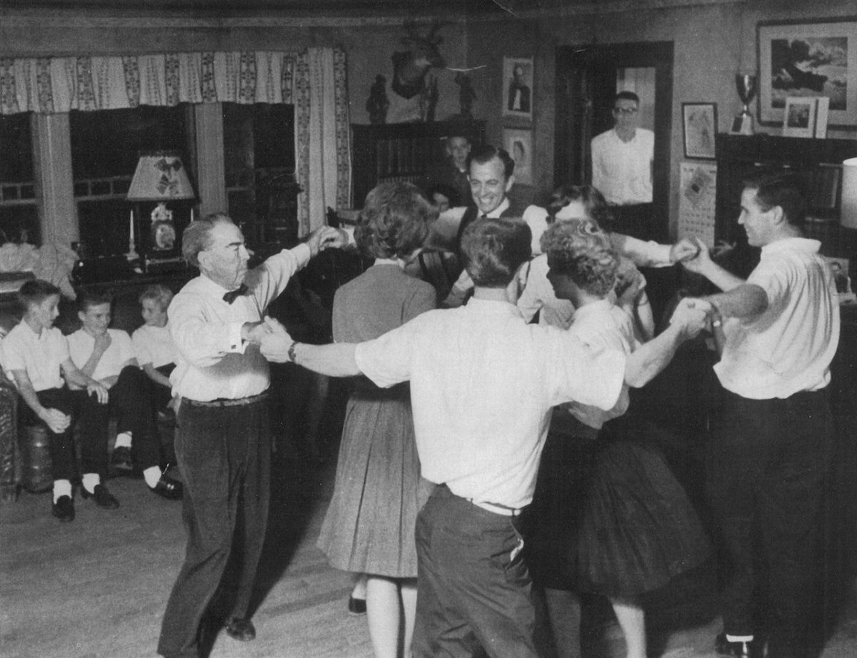 A Brief History of Southern Square Dance
