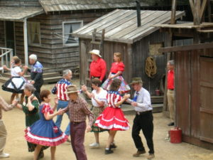 Western Square Dance