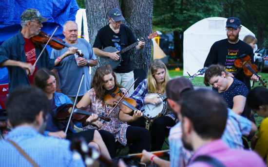 Appalachian String Band Music Festival (Cliffton, WV)