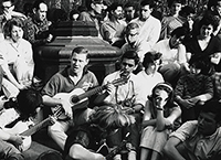 Songs of the American Folk Music Revival